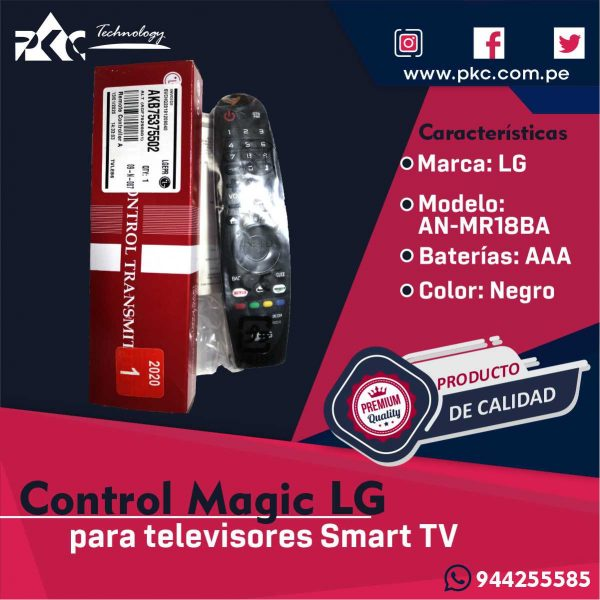 Control Magic AN-MR18BA