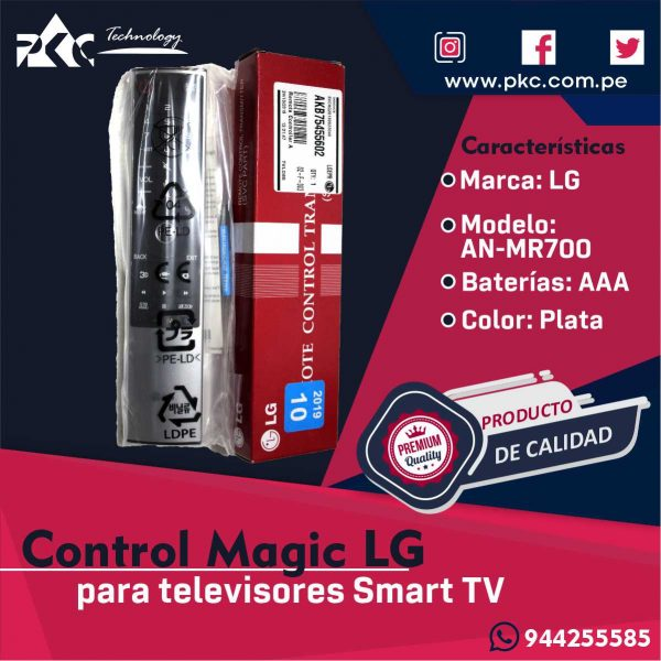 Control Magic AN-MR700